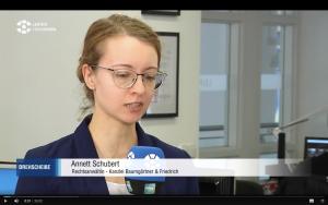 Rechtsanwältin Annett Schubert