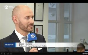 Rechtsanwalt Danilo Friedrich